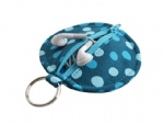 Soft Headphone organizer bag pouch