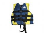 Nylon Life Jacket/PFD for Swimming and Fishing