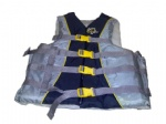 Nylon PFD with EPE Foam inside for Fishing