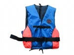 Polyester Floatation PFD with PVC foam inside