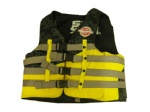 Polyester Floatation PFD/ life jacket with EPE foam inside
