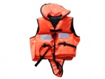 Orange children's life jacket/vest/PFD