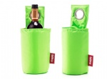 heat sublimationg printing neoprene champagne tote carrier bag koozies