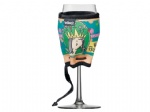 Cool Promotional Beer Cup Wraps/ Wine glass wraps/ coffee sleeves