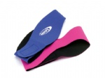 Neoprene swimmer head band for kids