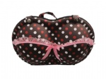 Large EVA bra travel bags/ cases/ organizers/ Carriers/ Boxes