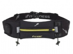 Super Light Weight Sports Running Waist Pouch Bag Pocket Belt with two pockets for store Smartphone/Keys/Wallet