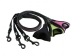 Soft Neoprene Dog Leashes Various Colors and Designs