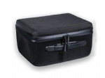 Waterproof Double Layer Camera Tool Storage Case Travel Carry Bag for Underwater Cameras
