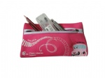 zippered neoprene pencil bags pouches sleeves carrying organizers