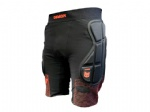 ski snowboard impact padded protective shorts guard body armour unisex