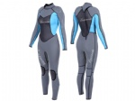 3mm summer wetsuit for men back zipper
