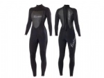 womens spring wetsuit 3/2mm sleeveless
